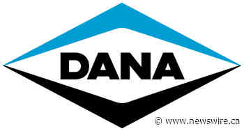 Dana Prices €325 Million Senior Notes Offering