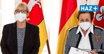 Wedemark: Bundesverdienstkreuz für Ingrid Wordelmann - Hannoversche Allgemeine