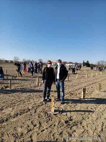 Bosco vivo: arrivano le prime 1250 piante - La Piazza