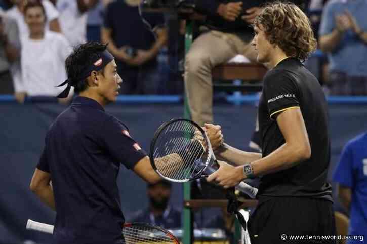 Kei Nishikori reflects on Alexander Zverev loss in Rome