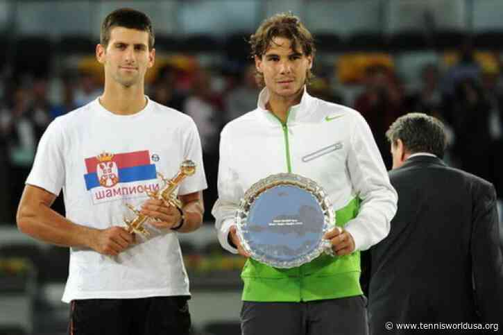 ThrowbackTimes Madrid: Novak Djokovic dethrones Rafael Nadal for 32-0!