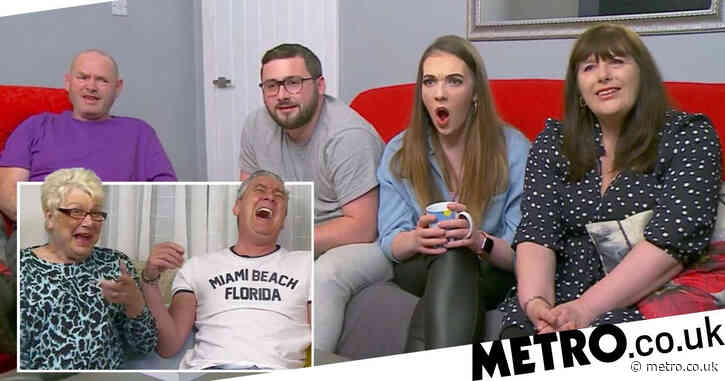 Gogglebox stars ridicule Dragons' Den nose filter that looks like a 'beak': 'What the f*** is that?!'