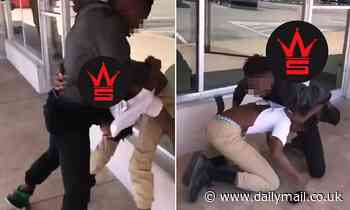 Mom cheers son as he 'beats up his bully after she complained about him multiple times to school'