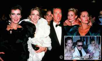 The true story of designer Halston - fashion's most outrageous victim