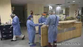 Murieron 601 personas por coronavirus en las últimas 24 horas - Télam