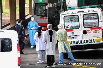 Coronavirus en Argentina: 448 muertes y 26.531 casos en las últimas 24 horas - IAM Noticias