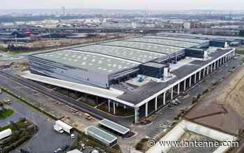 Un centre logistique Ikea au port de Limay - lantenne.com