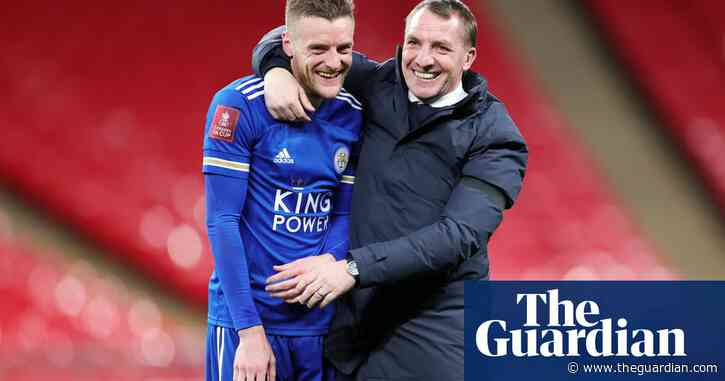 Rodgers wants to win FA Cup and inspire smaller clubs to 'do a Leicester'