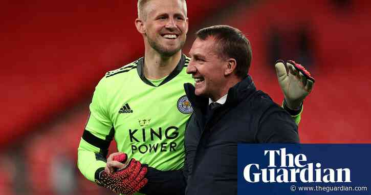 FA Cup like a family heirloom to Leicester's Kasper Schmeichel