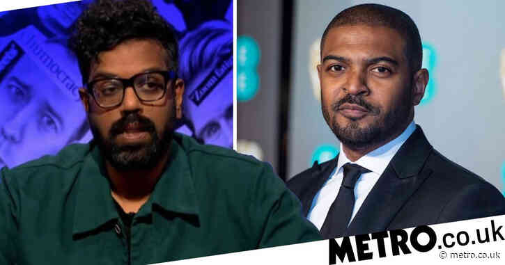 Romesh Ranganathan makes savage dig at Noel Clarke after misconduct allegations