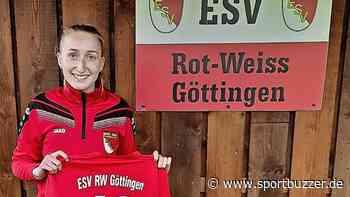 ESV Rot-Weiß Göttingen verpflichtet Emma Hübner vom DSC Dransfeld - Sportbuzzer
