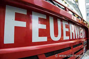 Dachstuhl in Brand: 25 000 Euro Schaden