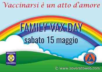 Domani in Calabria il Family Vax Day - Soverato Web