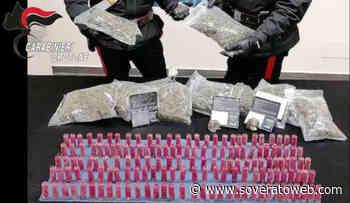 Detenzione e spaccio di droga, disposte 11 misure cautelari - Soverato Web