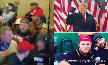 Proud Boys leader slams Trump saying he misled and abandoned him after the Jan. 6 Capitol riot