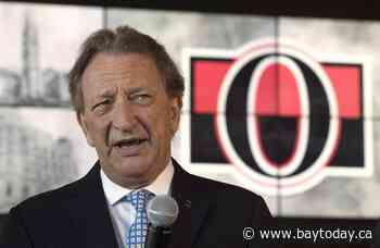 Sens owner not commenting on lawsuits stemming from Caribbean vacation
