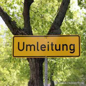 Pulheim: Bonnstraße bei Geyen bis Ende Mai gesperrt - radioerft.de