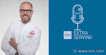 Arby's Corporate chef Neville Craw on the new crinkle cut fries and the magic of sous-vide