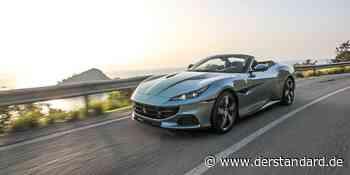 Ferrari Portofino M: Der heiße Atem der Altersvorsorge - DER STANDARD
