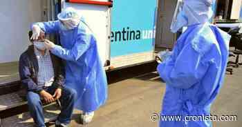Coronavirus en Argentina: cuántos casos y muertes hubo hoy 14 de mayo - El Cronista