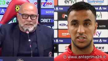 Crotone subito in campo: Cosmi e Ounas lanciano un messaggio al Benevento - anteprima24.it