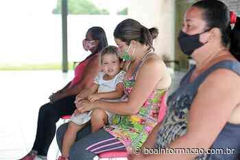 Projeto Mãe Beleza Radiante atende mulheres do Campo Redondo, em Penedo - Boa Informação