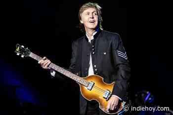 Paul McCartney revela su secreto para conservar una buena vista - Indie Hoy