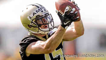 Saints sign WR Jake Lampman, practice squad back to full capacity - Saints Wire