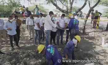 Realizan pruebas para la recuperación del sistema de acueducto de Puebloviejo - Opinion Caribe