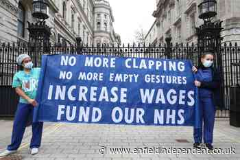 Scotland NHS staff to get 4 pay boost - Enfield Independent