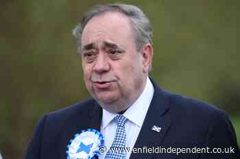 Alex Salmond confirms Alba will contest council elections next year - Enfield Independent