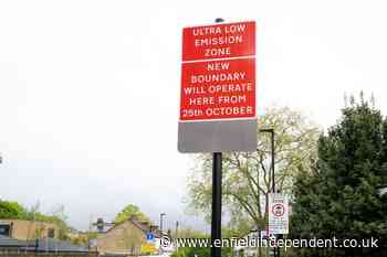 Sadiq Khan to push ahead with ULEZ expansion in October - Enfield Independent