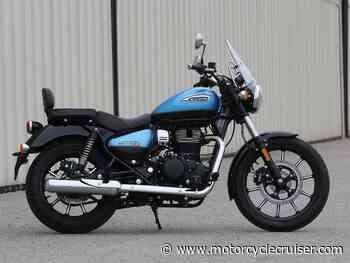 2021 Royal Enfield Meteor 350 Gallery - Motorcycle Cruiser