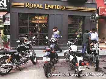 Covid-19: Royal Enfield to shut down manufacturing plants from May 13-16 - Business Standard