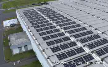 BMW utiliza energia solar na fábrica de Araquari – AutoIndústria - Autoindústria