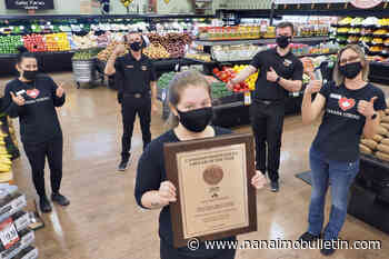 Nanaimo grocery store wins national and regional industry awards
