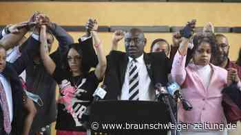 Black-Lives-Matter-Bewegung: Millionen-Entschädigung für Familie von Andre Hill