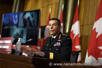 Military officer in charge of Canada's vaccine rollout off the job pending investigation