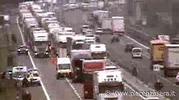 Incidente in A1 a Pontenure, traffico rallentato verso Parma - piacenzasera.it - piacenzasera.it