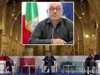 Bergamo, il ministro Cingolani a Next Level: «Il Kilometro Rosso un modello» - Corriere Bergamo - Corriere della Sera