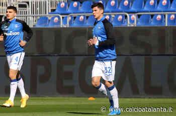"""Pessina: """"Voglio il secondo posto, spero di restare a Bergamo"""" - Calcio Atalanta"""
