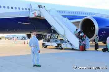 Volo dall'India atterrato a Bergamo: una delle passeggere è stata ricoverata per Covid - Fanpage.it