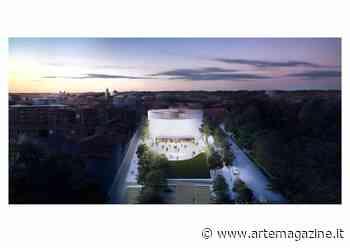 La nuova GAMeC di Bergamo nel palazzetto dello sport. Le immagini del progetto - Arte Magazine