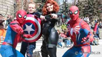 Calgary Expo postpones summer convention, promises update next month