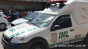 Homem sofre golpes de arma branca e morre em Rio Largo - TNH1