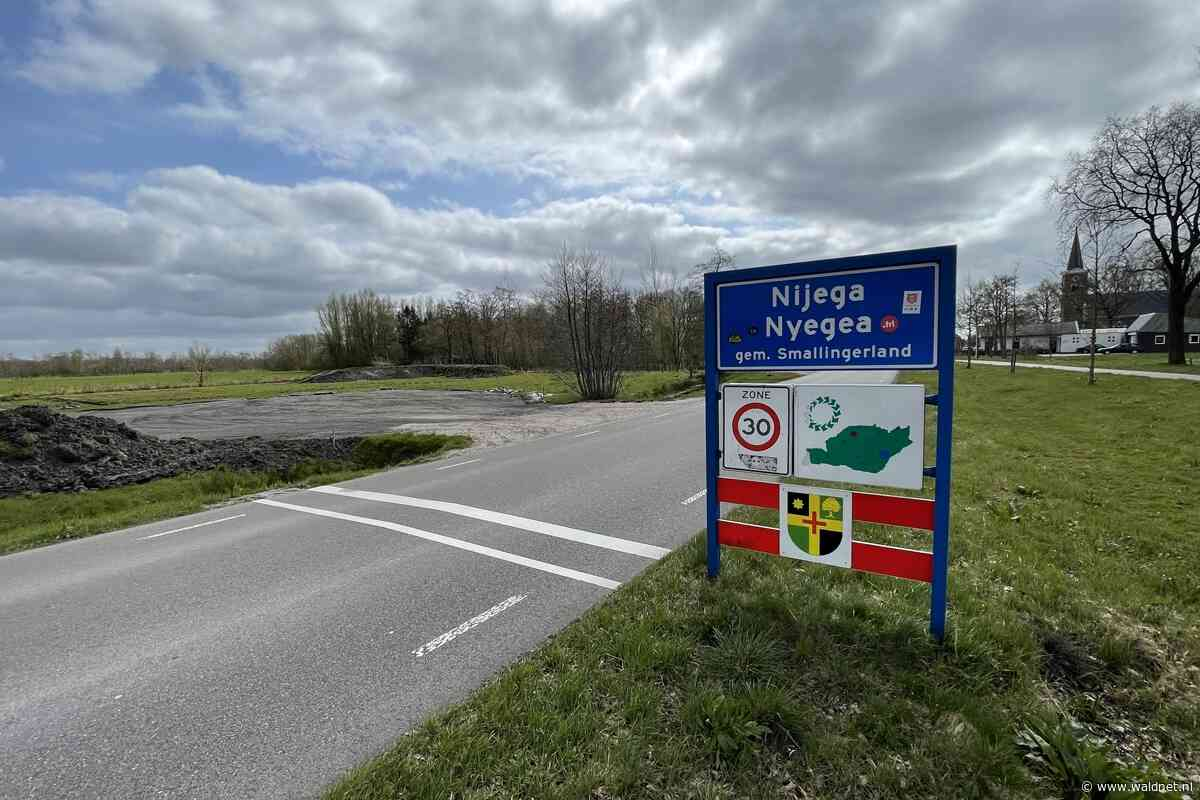 Lelijke fout staat komst transporteur Nijega niet in de weg - WâldNet