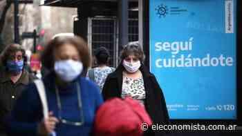 Coronavirus: se reportaron 601 muertes y 27.363 nuevos contagios en las últimas 24 horas - El Economista