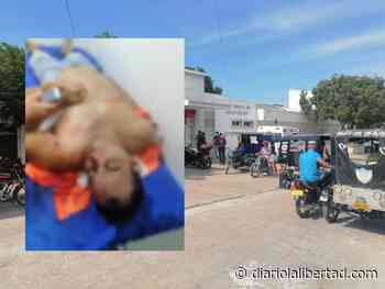 De 4 impactos de bala asesinan a hombre en Sabanalarga - Diario La Libertad