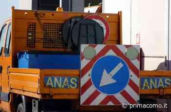 A9 Lainate-Como-Chiasso chiusure a Fino, Lomazzo e allacciamento A59 - Prima Como