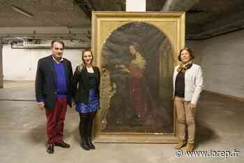 Patrimoine - Une souscription lancée pour restaurer un tableau de 1839 appartenant à Pithiviers - La République du Centre